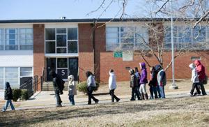 Dearington Elementary Bomb Threat