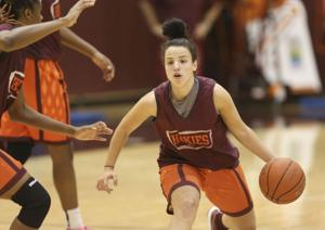 Virginia tech women s basketball has strong foreign connection