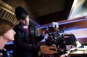 Liberty University's film school immerses students in the trade