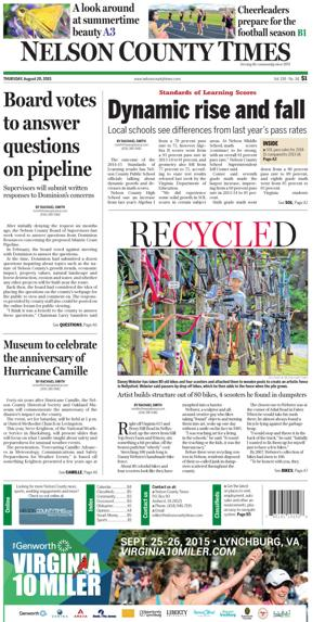 Nelson County Times for Aug. 20, 2015