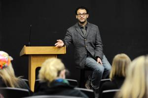Documentary maker discusses danger of fracking at Sweet Briar
