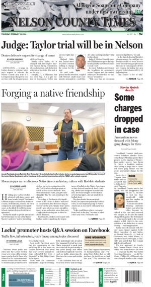 Nelson County Times for Feb. 13, 2014