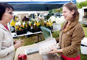 Forest Farmer's Market to kick off outdoor season