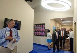 Partnership creates virtual health care learning center