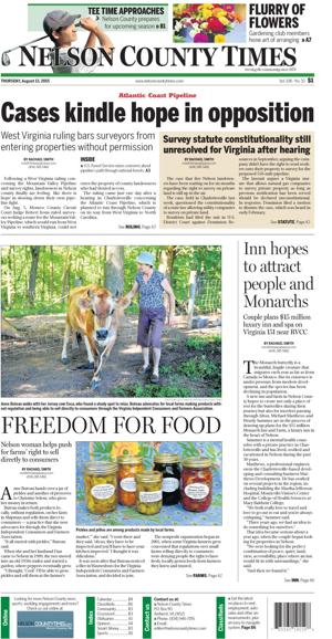 Nelson County Times for Aug. 13, 2015
