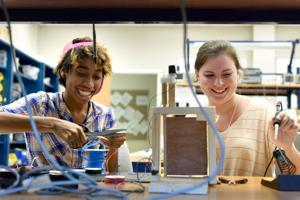 Sweet Briar Engineering Camp