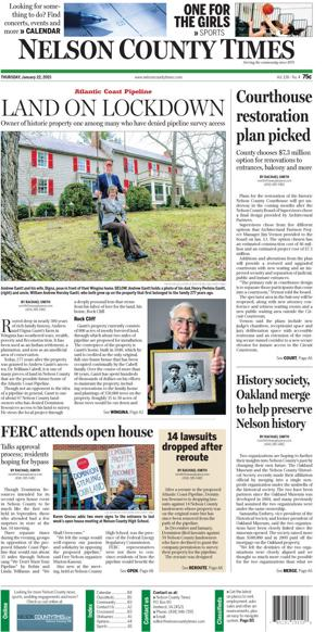 Nelson County Times for Jan. 22, 2015