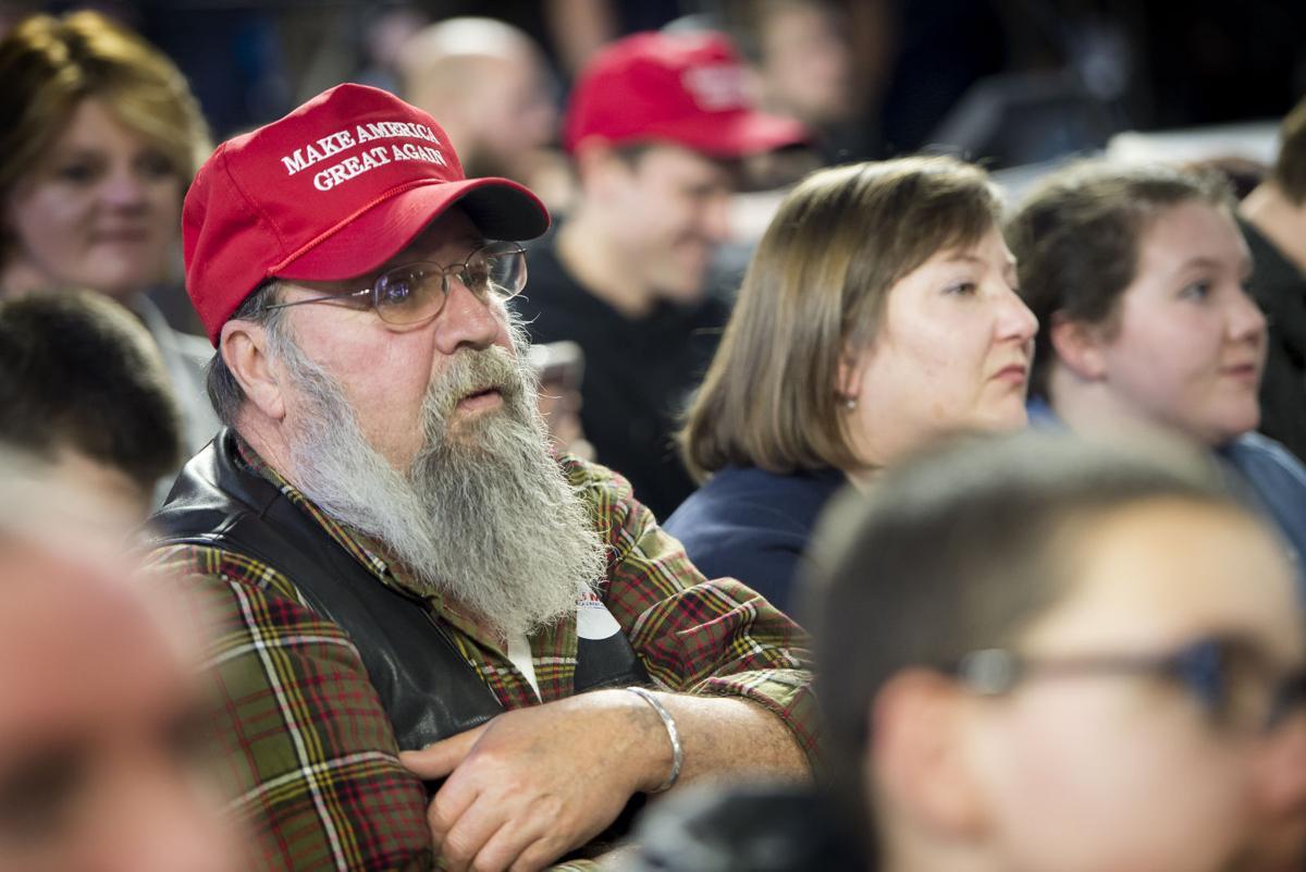 Photos: Donald Trump at LU | Local News | newsadvance.com
