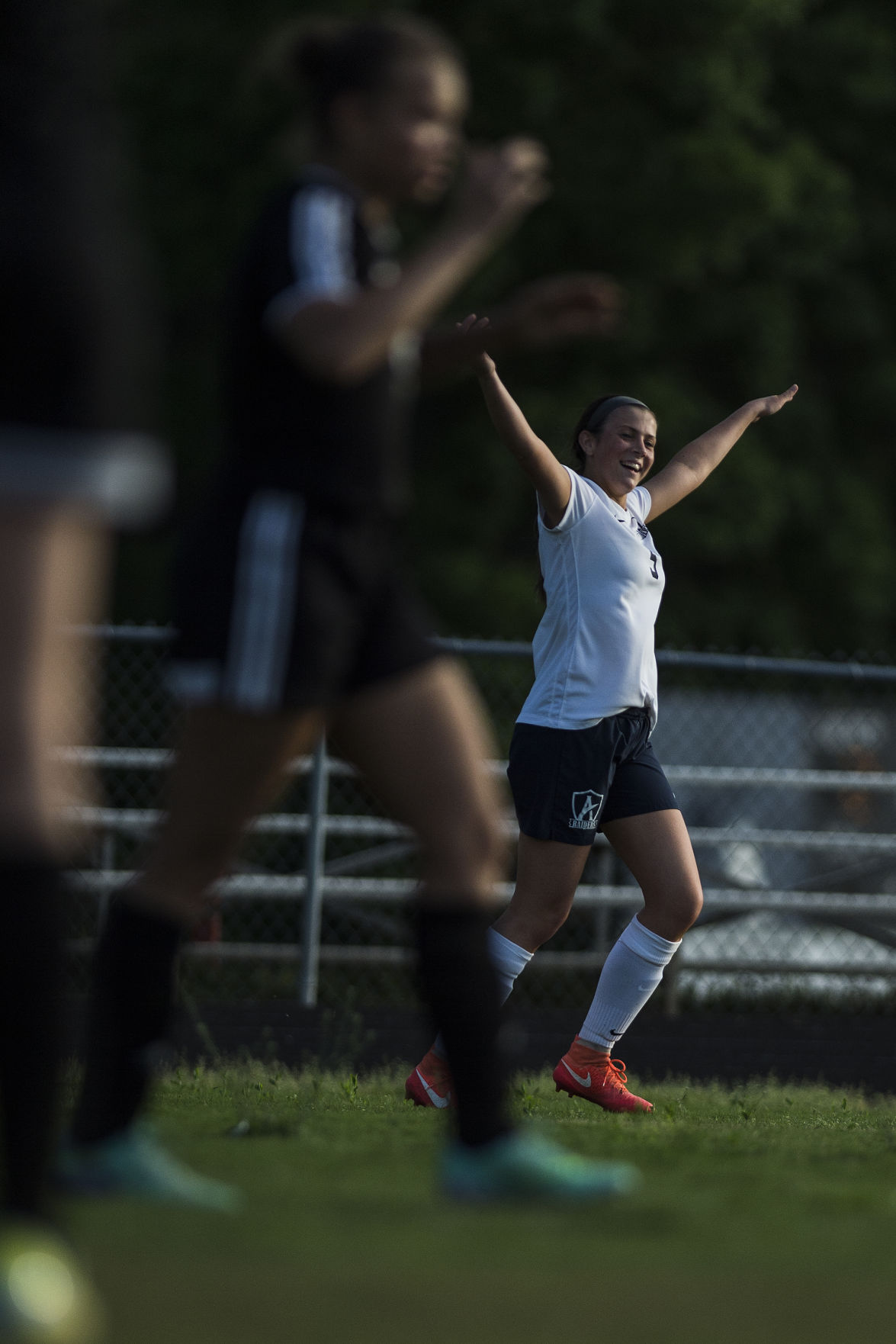 Standout soccer player in appomattox faces down cystic for M and m motors appomattox