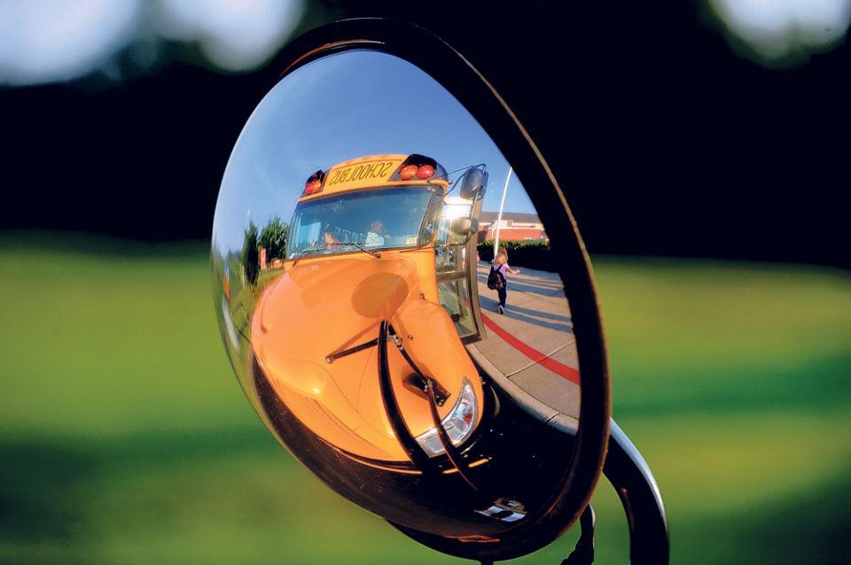 Nelson County school bus