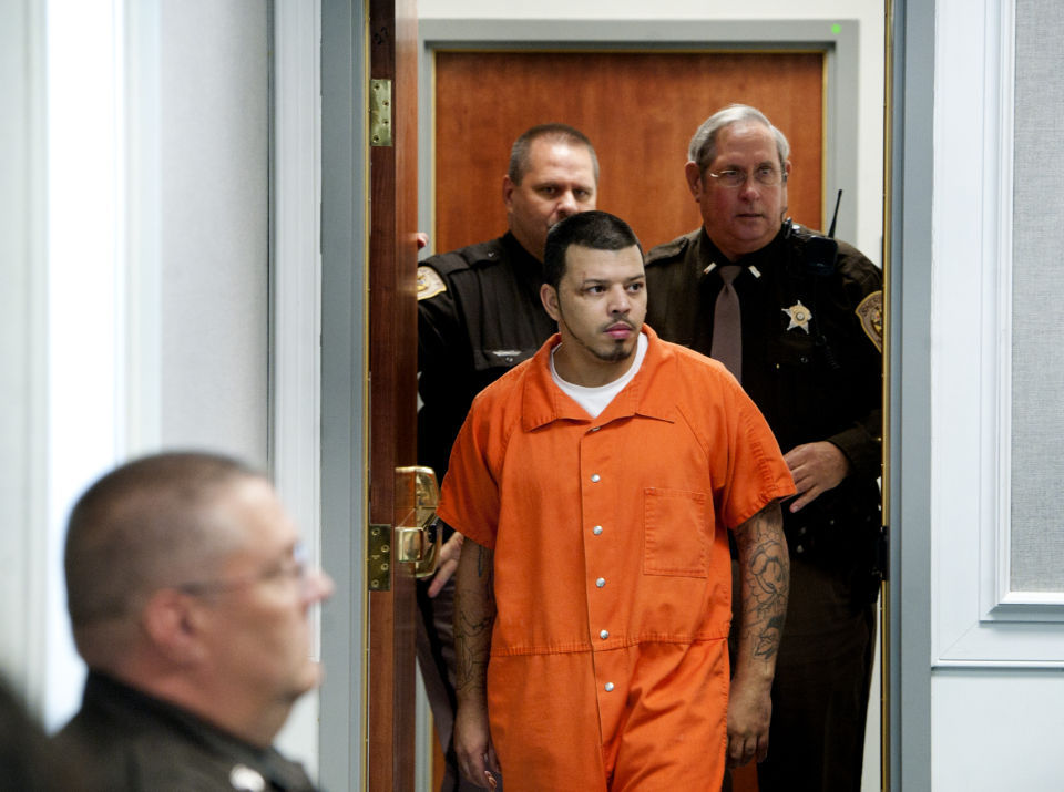 Murder charge dismissed in Amherst County homicide case