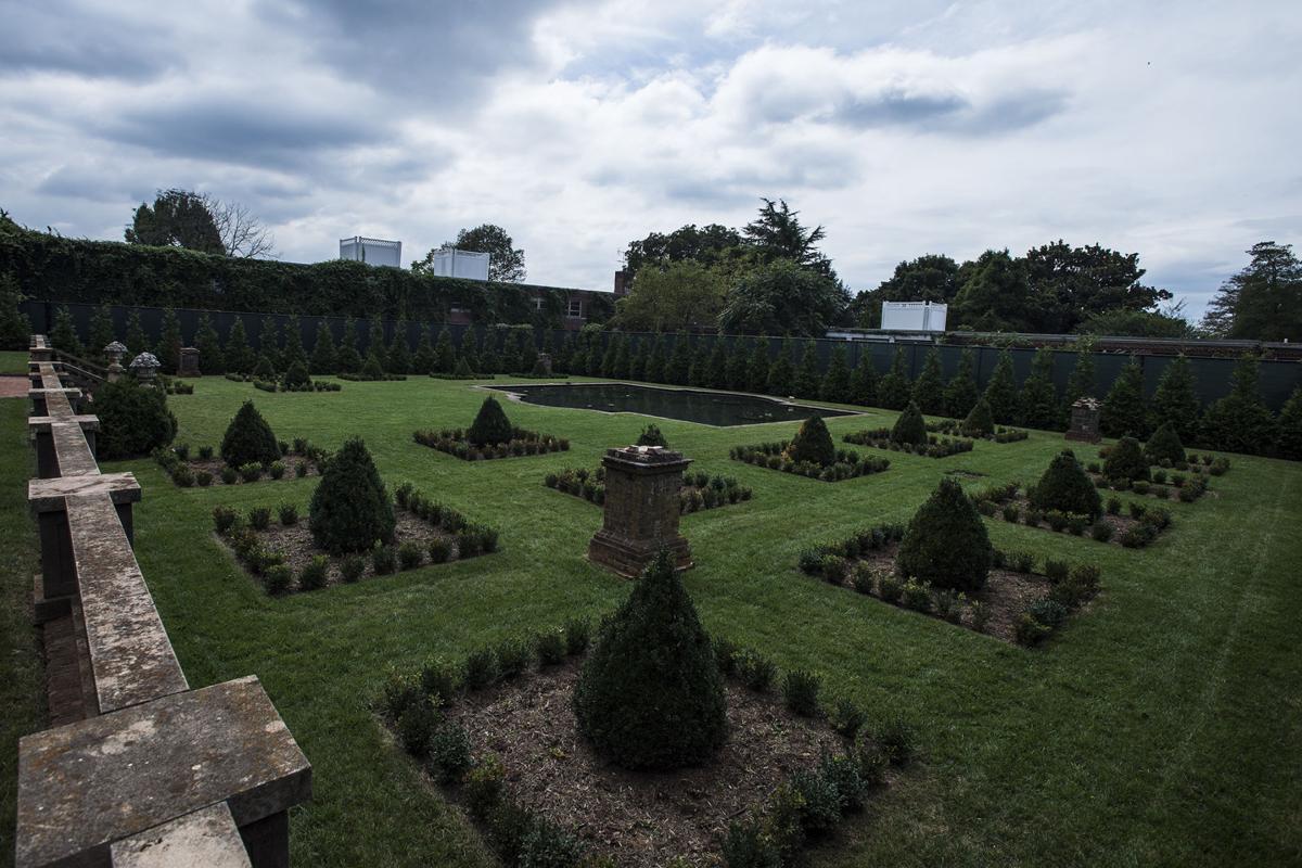 Villa maria historic rivermont avenue home an 39 iconic for Villa maria college interior design