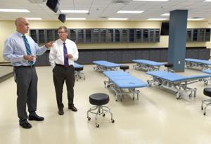 Liberty readies new medical school