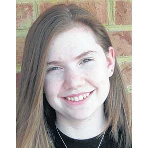 Student of the week: Kacey Lowry