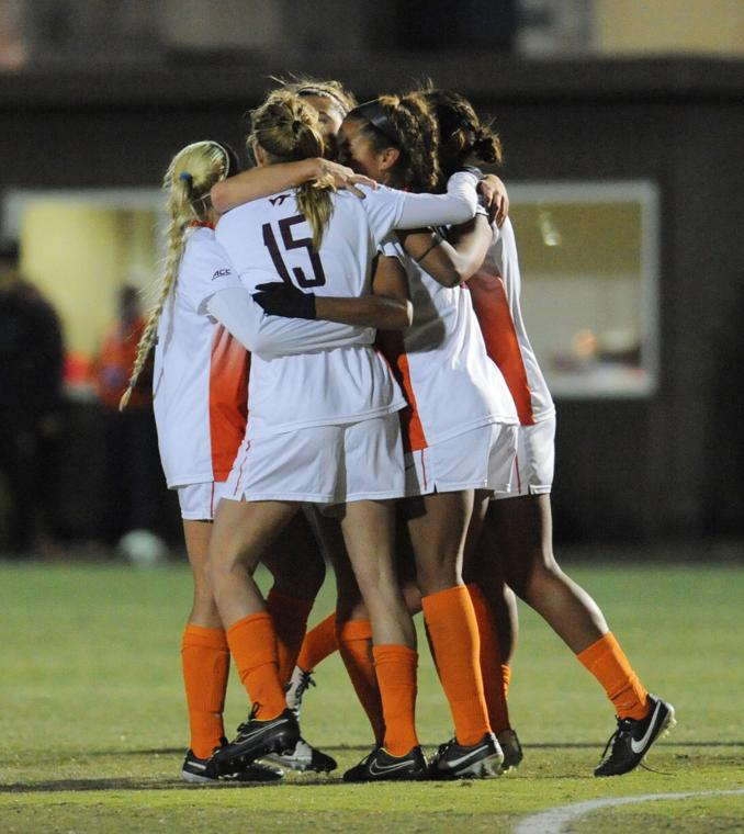 Virginia tech women s soccer beats cincinnati in ncaa tournament