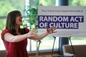 Random Acts of Culture - Violet