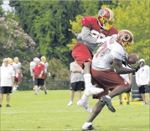 Rambo, Amerson impressing Redskins