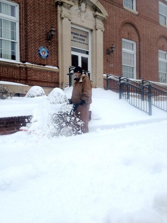 Bedford snow blower