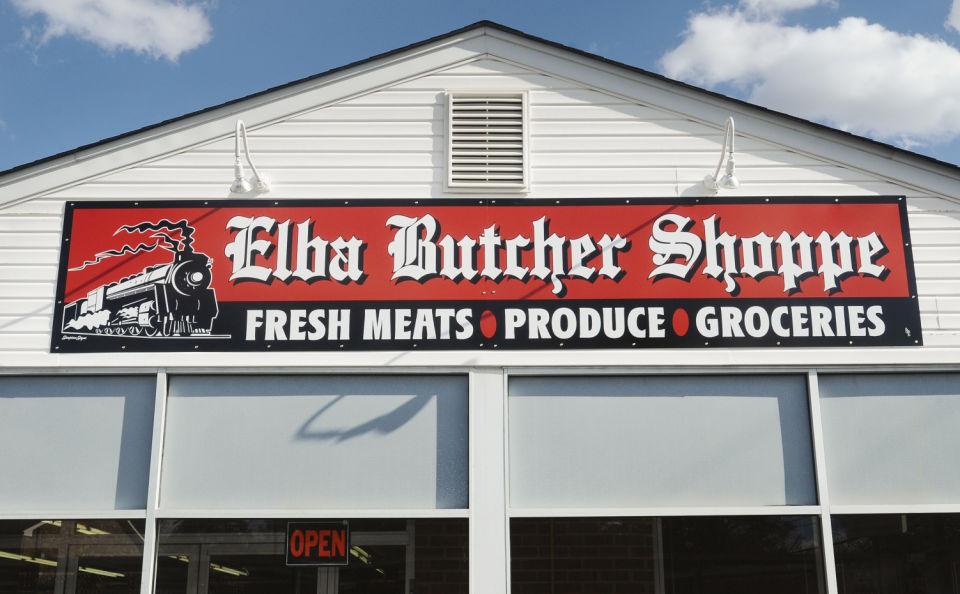 Elba Butcher Shoppe