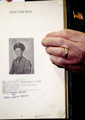 Family receives Purple Heart nearly 70 years after war