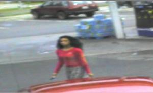 Surveillance photos released of missing teen