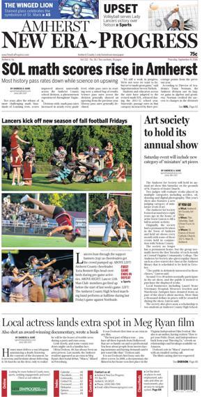 Amherst New Era-Progress for Sept. 4, 2014