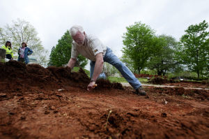 Unearthing history at Old City Cemetery