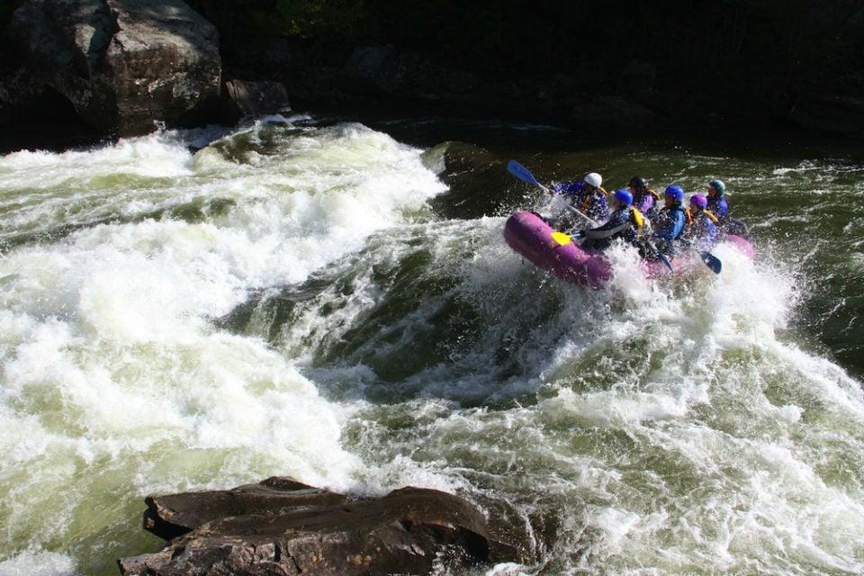 White water rafting sex mormon story