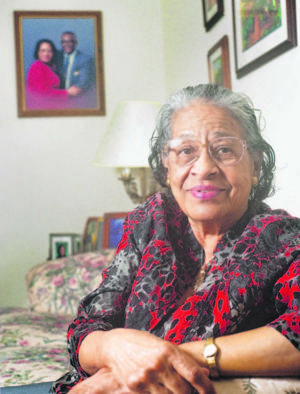 First black to graduate from Lynchburg College to tell her story