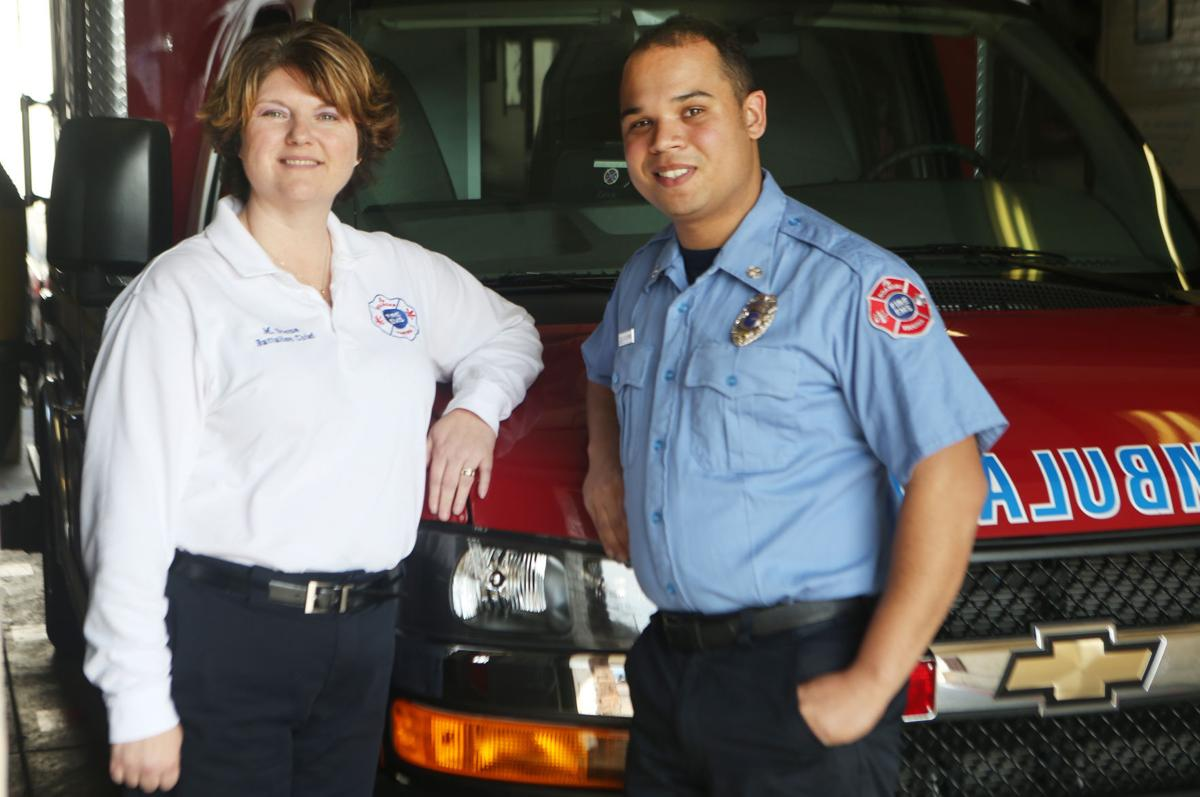 childhood accident inspired roanoke man to become firefighter hr flippen firefighter 022417 p01