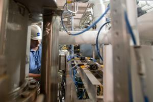 'Gaining momentum': B&W says testing facility gives company advantage