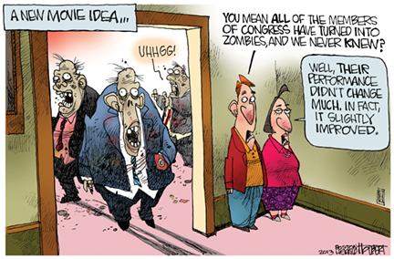 zombie congress