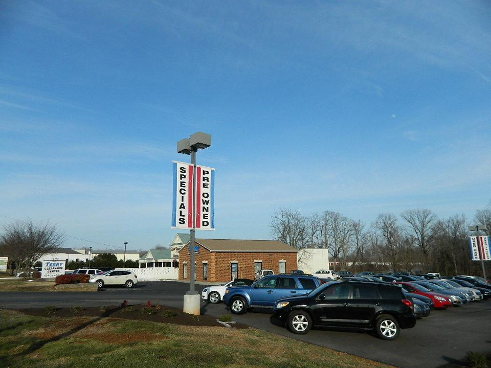 Car Dealerships In Lynchburg Va >> Terry Clearance Center - Lynchburg, VA