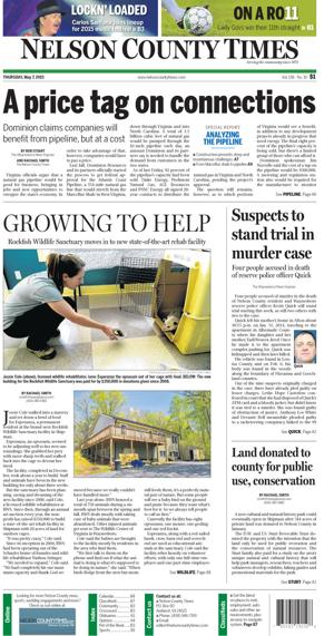 Nelson County Times for May 7, 2015