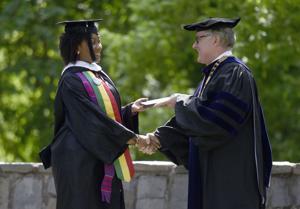 Randolph College graduation 2014