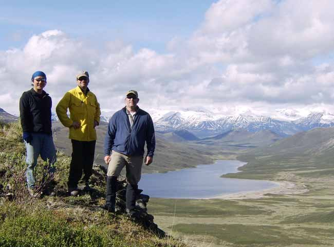 Dinosaur hunter finds fossils in Wrangell Mountains