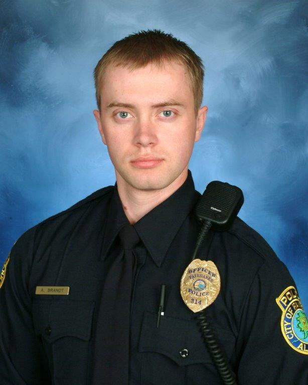 Sgt. Allen Brandt