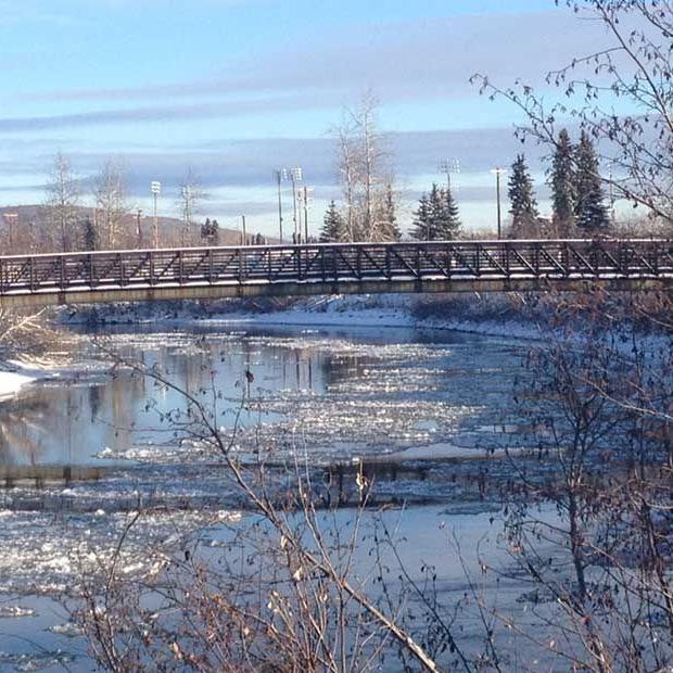 Snow tumbling temps expected for interior alaska local Interior community health center fairbanks