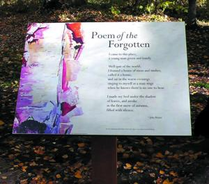 Poem of the Forgotten