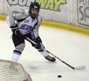 Lathrop, North Pole win high school hockey openers