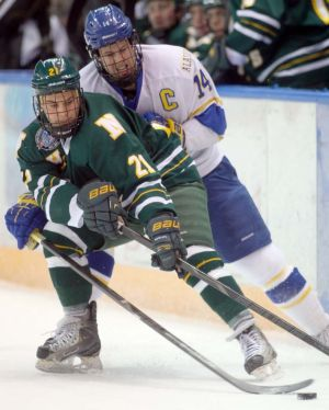 Alaska Northern Michigan hockey