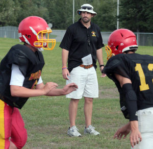 Patterson takes over as West Valley football coach