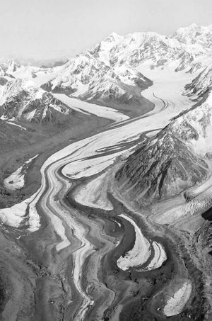 Alaska says goodbye to a giant of glacier photography