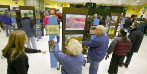Ryan Middle School students find their inner artists