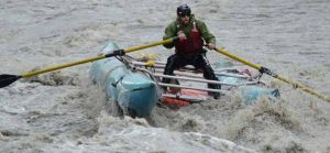 Denali raft guides ride Nenana River Canyon as floodwaters rage