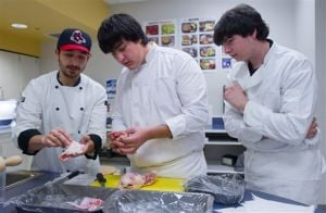Juneau students prepping for cooking contest