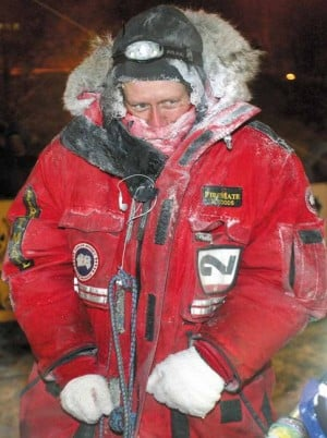Rookie mushing progeny Dallas Seavey wins 2011 Yukon Quest