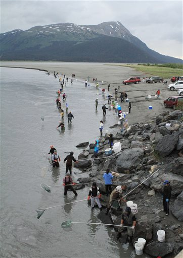 Alaska Daily Life
