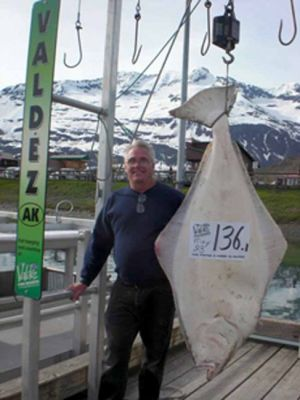 Halibut derbies in Valdez, Homer start off small