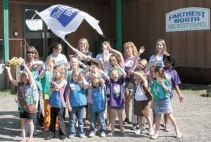 Spotlight On: Farthest North Girl Scout Council